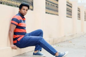 How to carry Stripes fashion for men