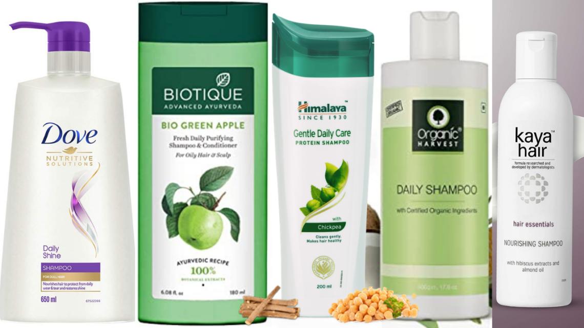 Top 5 Best Shampoo
