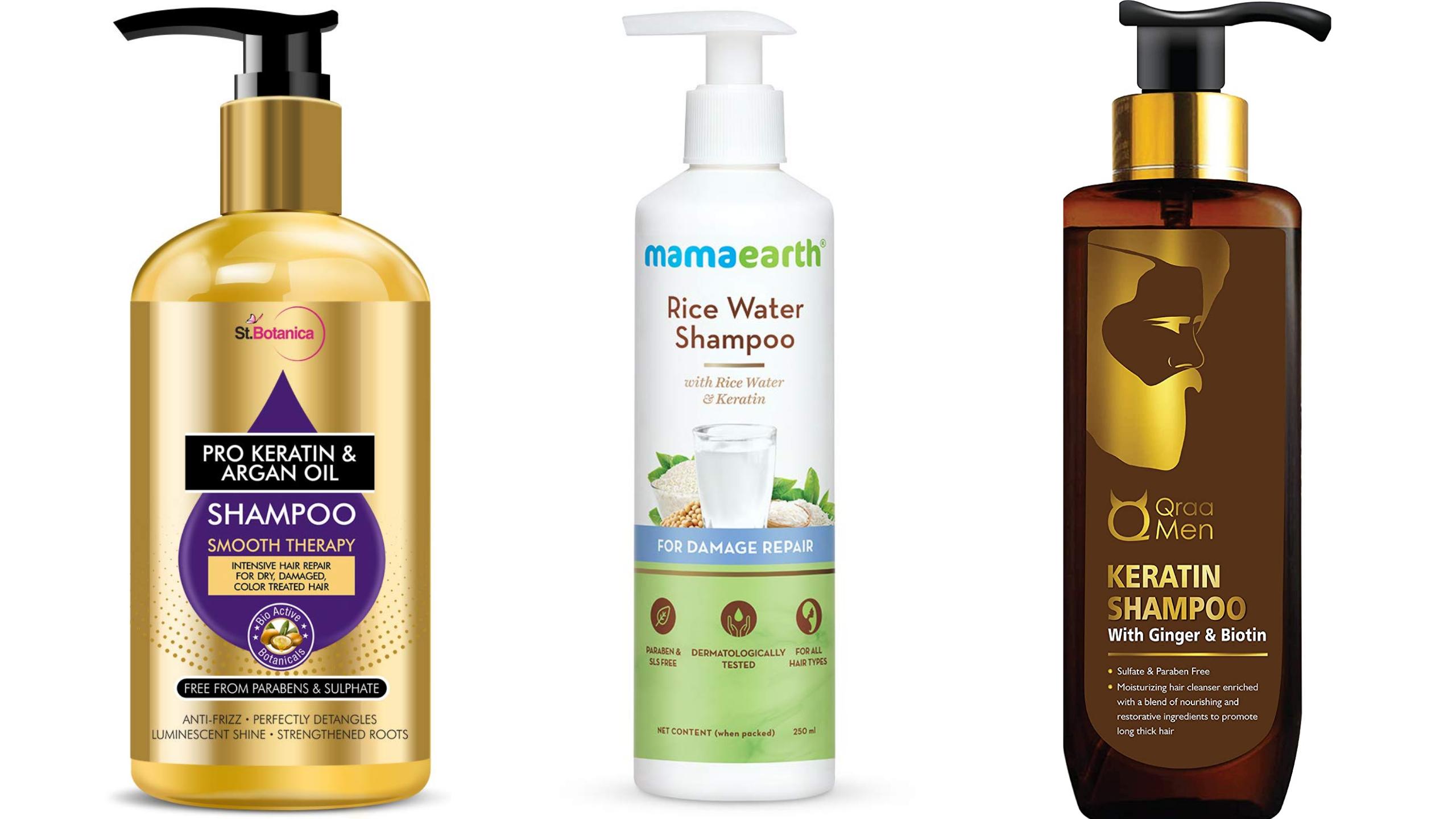 Top 3 Best keratin Shampooo