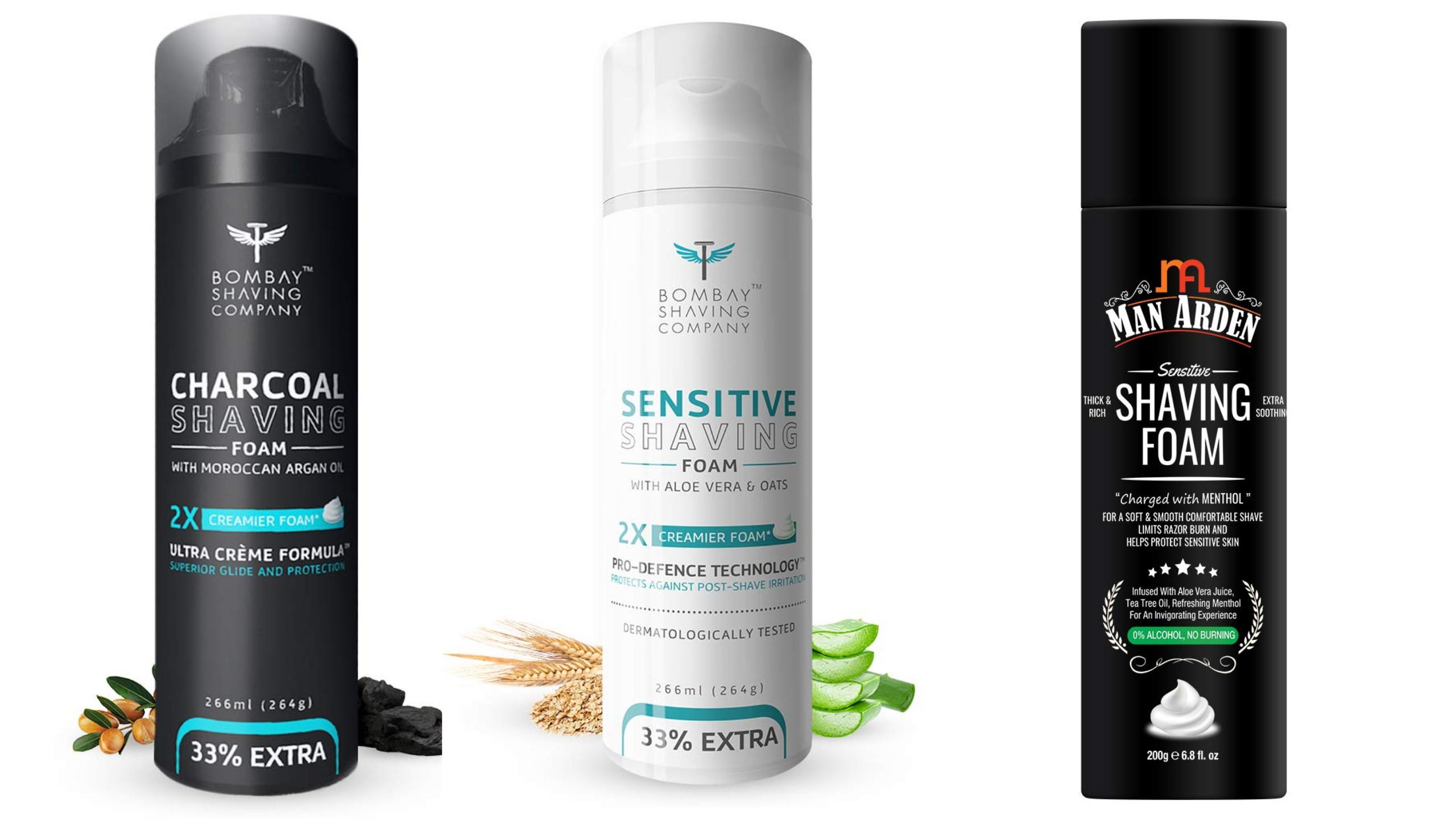 Best Shaving Foam For Sensitive Skin