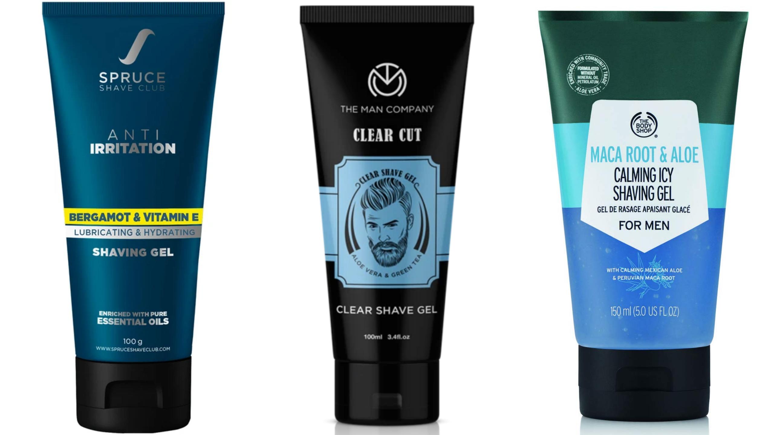Best Shaving gel in 2021